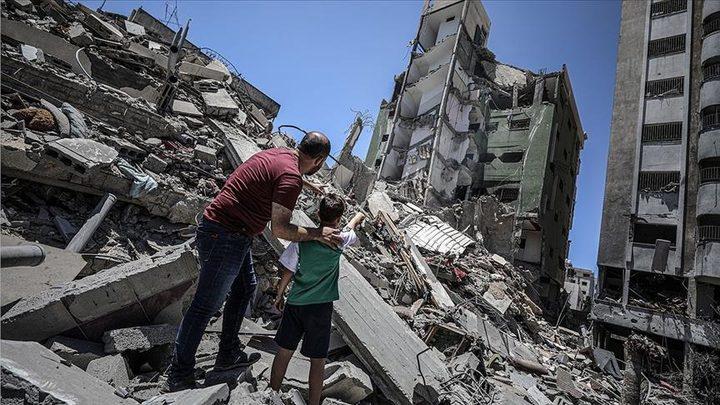 بدء سريان وقف إطلاق النار بين المقاومة الفلسطينية والاحتلال