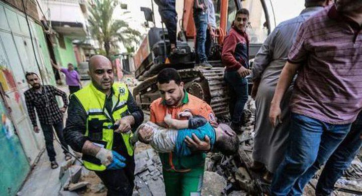 العاهل الأردني يوجه بنقل المصابين من غزة لاستكمال العلاج بالمملكة