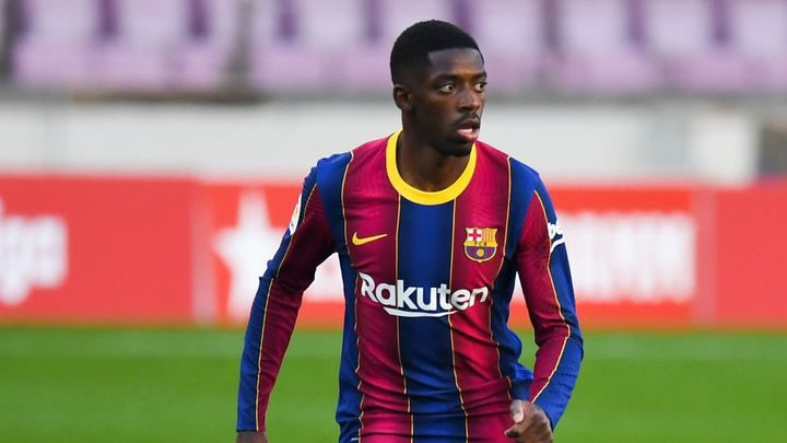 برشلونة يحذر ديمبلي بخطة مؤلمة