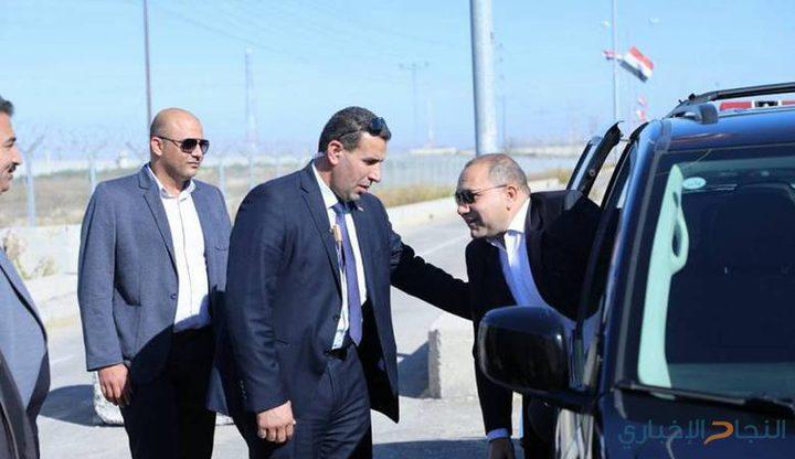 صحيفة تكشف تفاصيل حول زيارة الوفد المصري إلى غزة