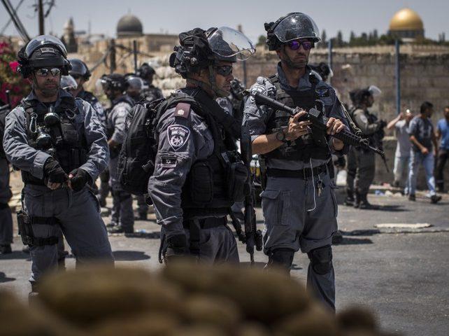 قوات الاحتلال تعتقل 5 مواطنين من القدس