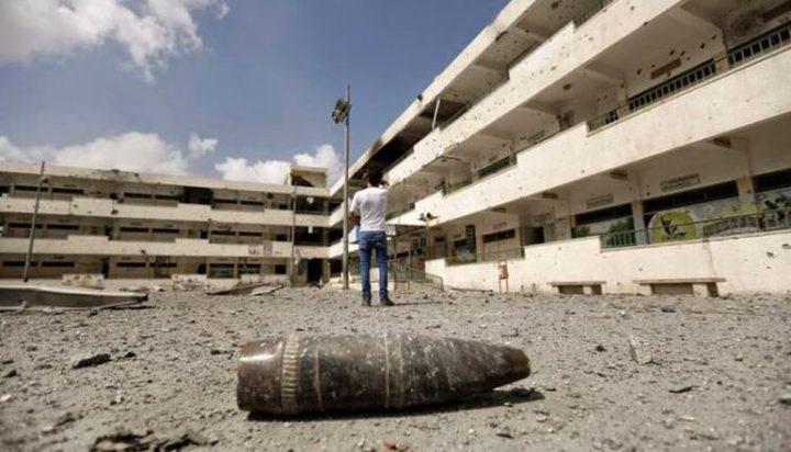 التربية: 27 طالبا استشهدوا وتضرر 46 مدرسة خلال العدوان الإسرائيلي