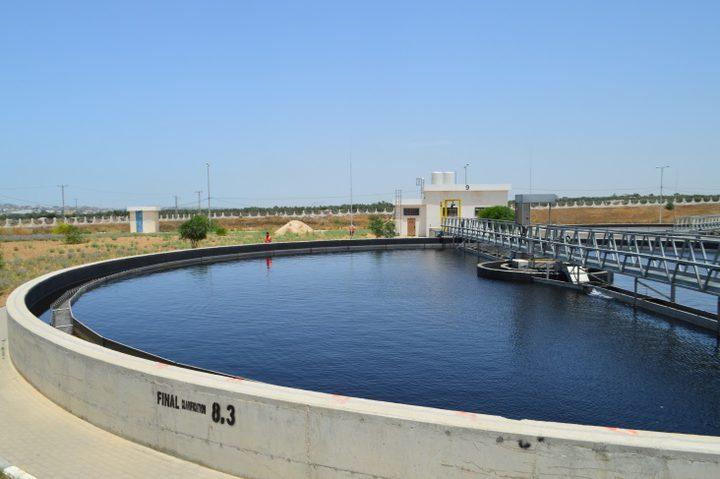إعادة تشغيلمحطات المياه والمعالجة في غزة