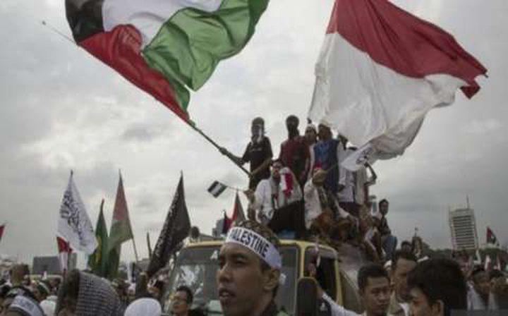 تونس تخرج بمسيرات تضامنيةدعما ومناصرة للقدس وفلسطين