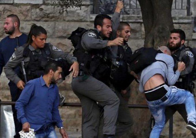 شرطة الاحتلال تصعد حملتها ضد المتظاهرين نصرة للقدس والأقصى