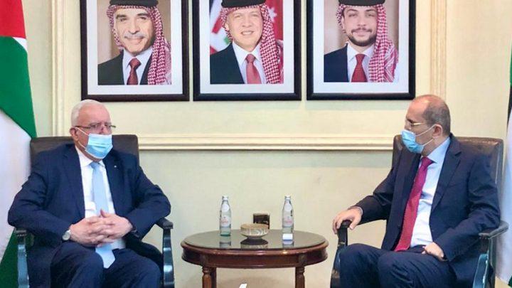 المالكي: نسعى لخطة تخرجنا من الوضع القائم إلى حل سياسي