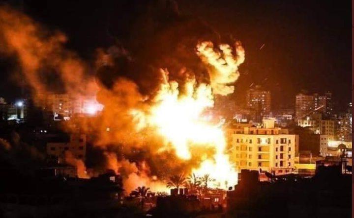 ارتفاع حصيلة شهداء العدوان الإسرائيلي على غزة إلى 254