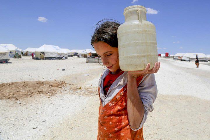 اليونيسيف يحذر: حرمان الملايين من المياه النظيفة والصرف الصحي