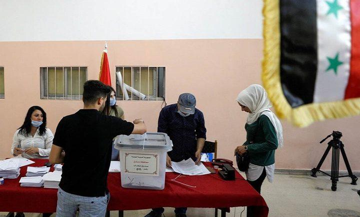 سوريا: فتح مراكز الاقتراع في الانتخابات الرئاسية
