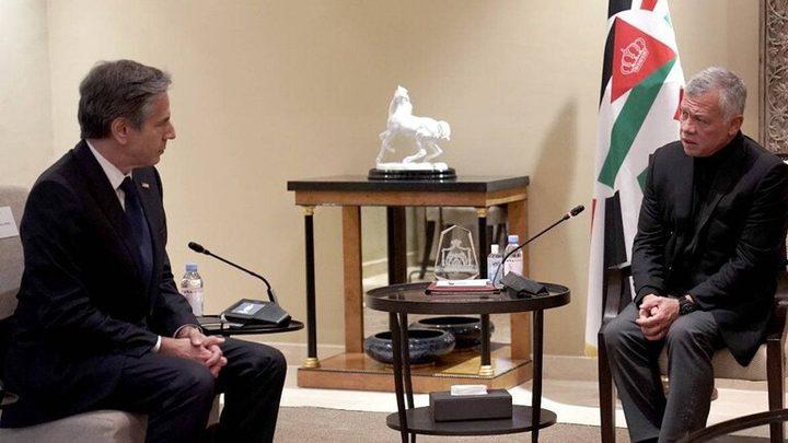 العاهل الأردني: يجب الحفاظ على الوضع التاريخي والقانوني بالقدس