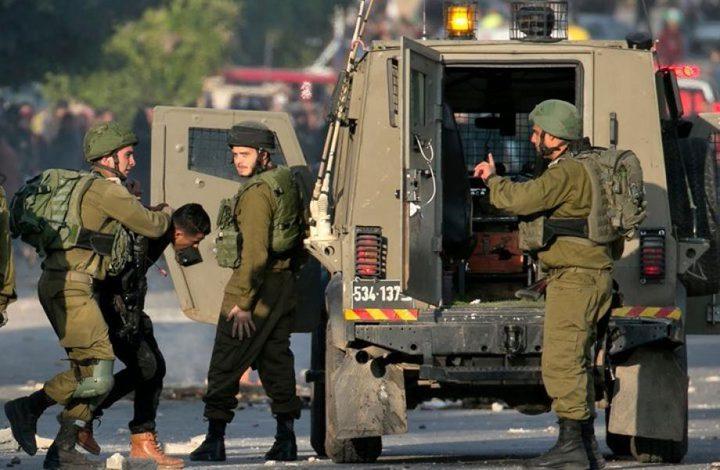 الاحتلال يعتقل مواطنا من قرية تياسير شرق طوباس