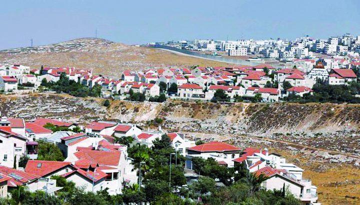الاحتلال يصادق على إنشاء مئات الوحدات الاستيطانية شرق بيت لحم