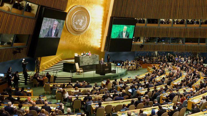 الأمم المتحدة تطل خطة طارئة لدعم المتضررين من العدوان