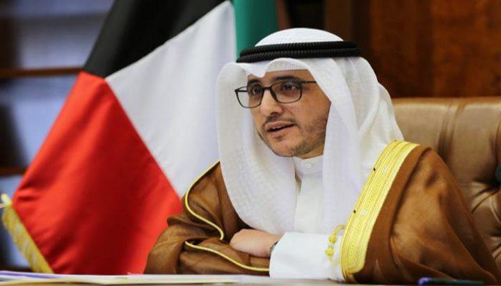 الكويت: موقف بلادنا سيظل ثابتا في دعم القضية الفلسطينية