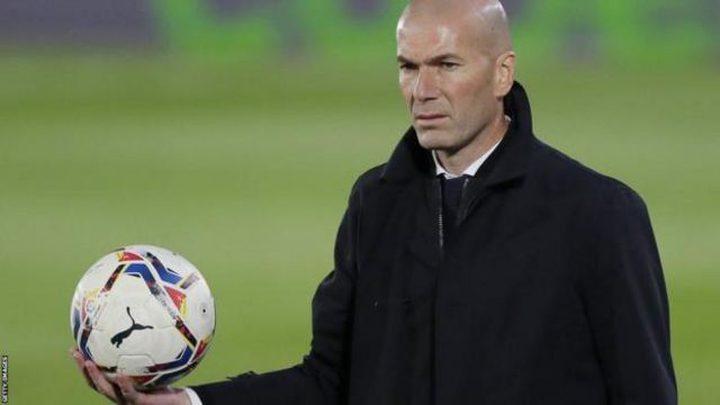 ريال مدريد يعلن رسمياً رحيل زيدان