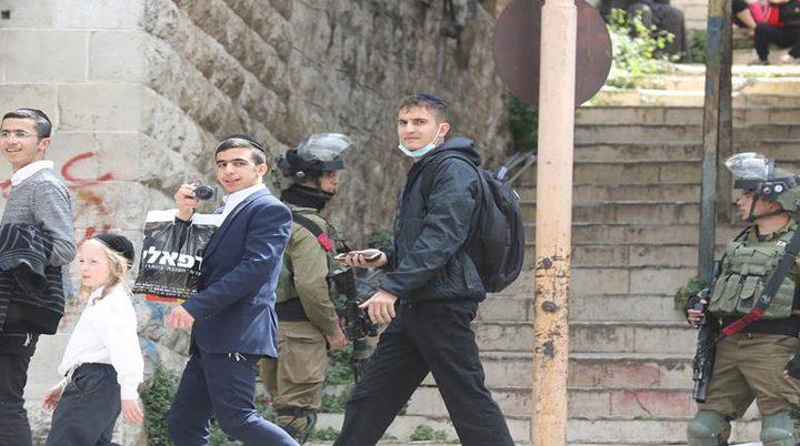 إصابة مواطنين بجروح في اعتداء للمستوطنين في قرية نعلين