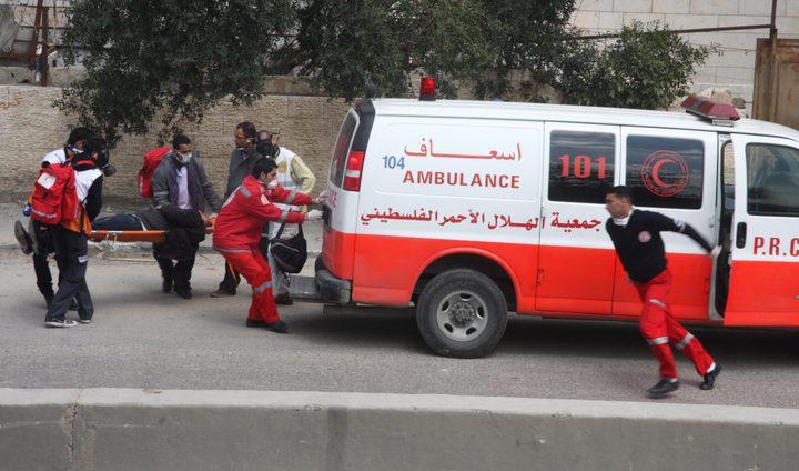 مصرع مواطن في حادث سير وسط قطاع غزة