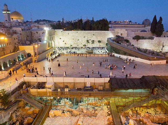 """""""الأزهر"""": حائط البراق وقف إسلامي خالص"""