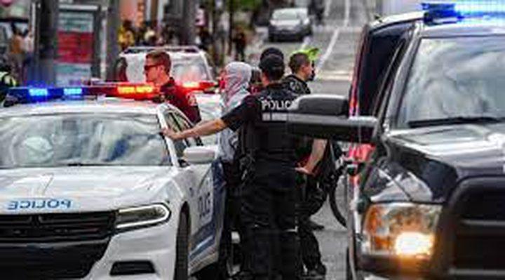 مصرع شخص وإصابة 4 آخرين بإطلاق نار في كندا