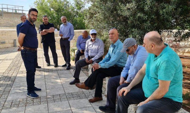المحكمة تنظر في ملف اعتقال الشيخ كمال خطيب