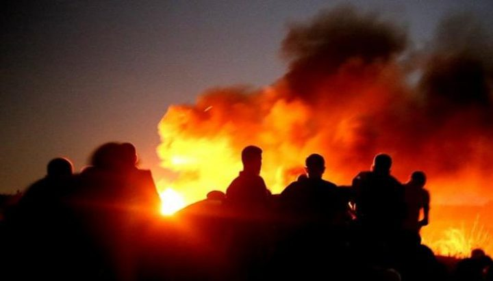 الاحتلال يزعم أن فلسطيني حاول التسلل إلى مستوطنات الغلاف