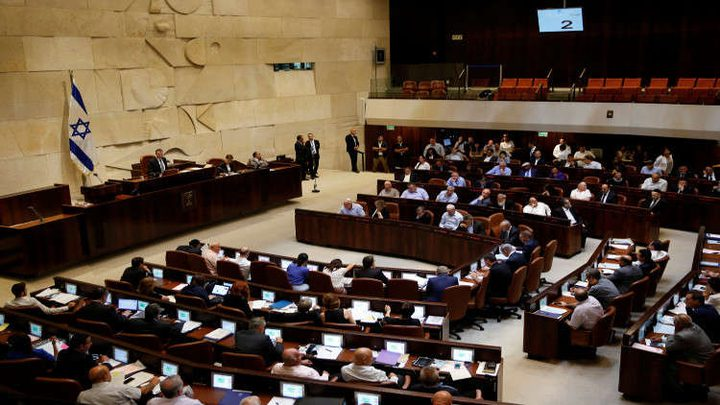 الكنيست تنتخب رئيسا جديدا لدولة الاحتلال