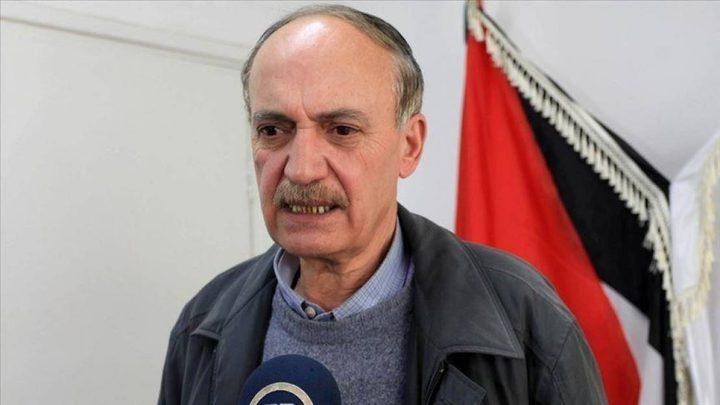 أبو يوسف: منظمة التحرير لا تحتاج شهادة الزهار