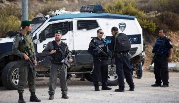 شرطة الاحتلال تدعس طفلا مقدسيا لرفع علم فلسطين