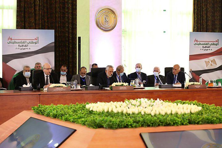 توافق على عقد اجتماعات للفصائل الفلسطينية في القاهرة
