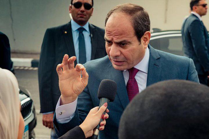 السيسي يصدر قرارا بشأن القطاع رقم 4 في البحر الأحمر