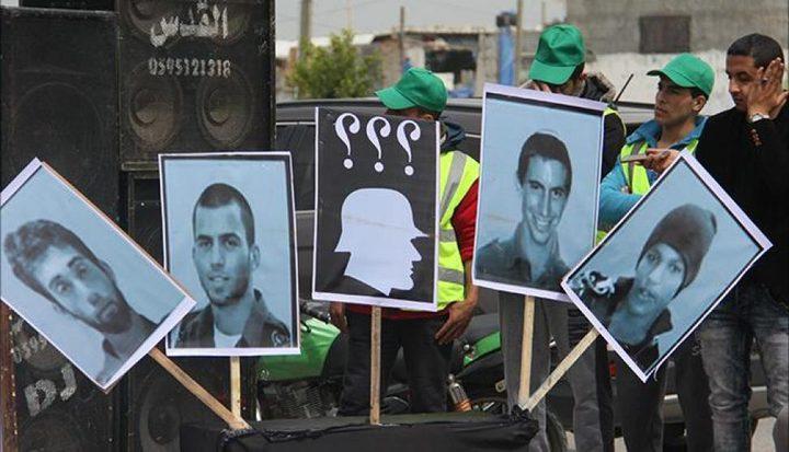 """وفد """"إسرائيلي"""" يصل القاهرة الأسبوع المقبل لبحث صفقة تبادل الأسرى"""