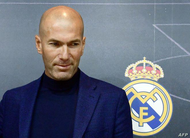 زيدان في رسالة وداع: توقعت الطرد من ريال مدريد