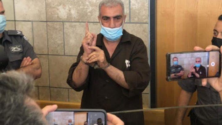 الاحتلال يحدد موعد محاكمة الشيخ كمال خطيب