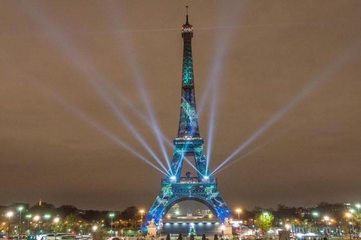 """جزائري يصمم منزله على الطراز المعماري لبرج """"إيفل """"الفرنسي الشهير"""
