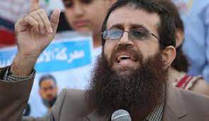 الأسير خضر عدنان يُعلن إضرابه عن الطعام