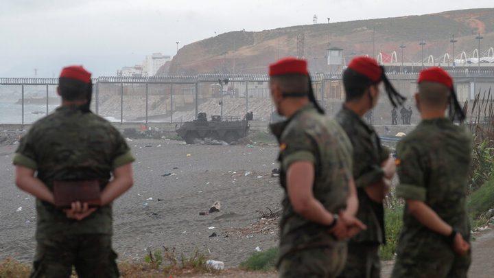 إسبانيا تضع قواتها في حالة تأهب تحسبا لأي مشاكل مع المغرب