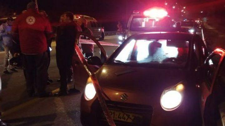 الاحتلال يزعم إطلاق نار على سيارة للمستوطنين شرق نابلس