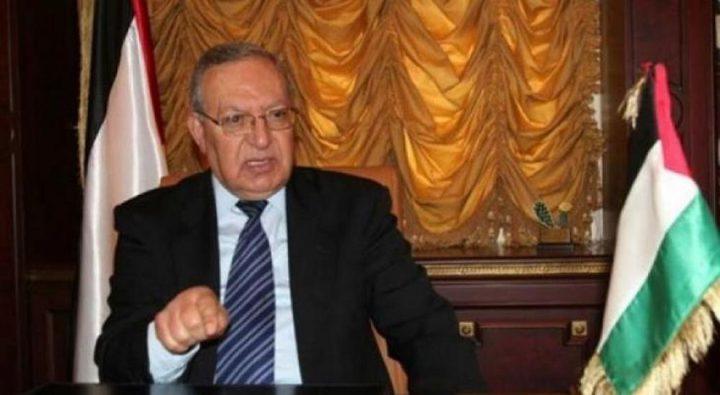"عبدالله: وفد من ""ثوري فتح"" سيزور غزة قريباً"