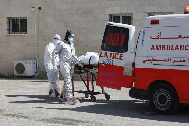 """4 وفيات و304 إصابات جديدة بفيروس """"كورونا"""" في فلسطين"""