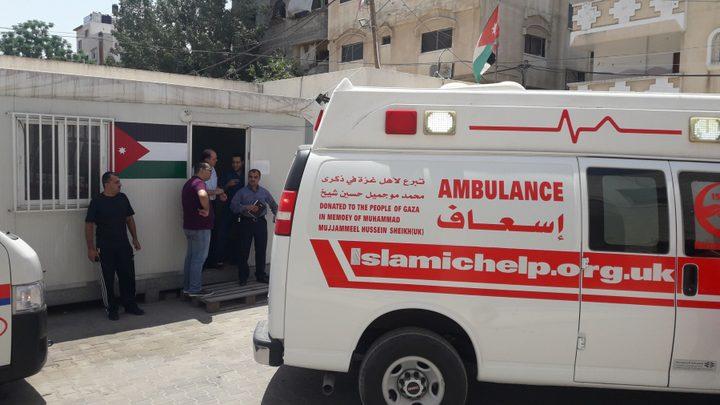 نقل فتاتين من غزة للعلاج في الأردن بتوجيهات من الملك