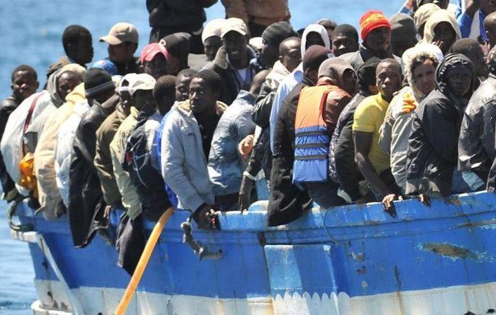 مصرع 23 مهاجرا غرقا قبالة سواحل تونس