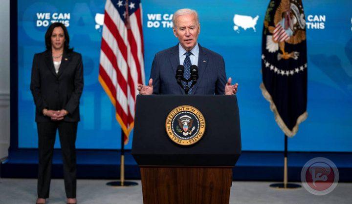 البيت الأبيض يعلن التبرع ب ٢٥ مليون لقاح كورونا للعالم