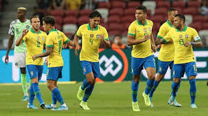 البرازيل تتجاوز عقبة الإكوادور
