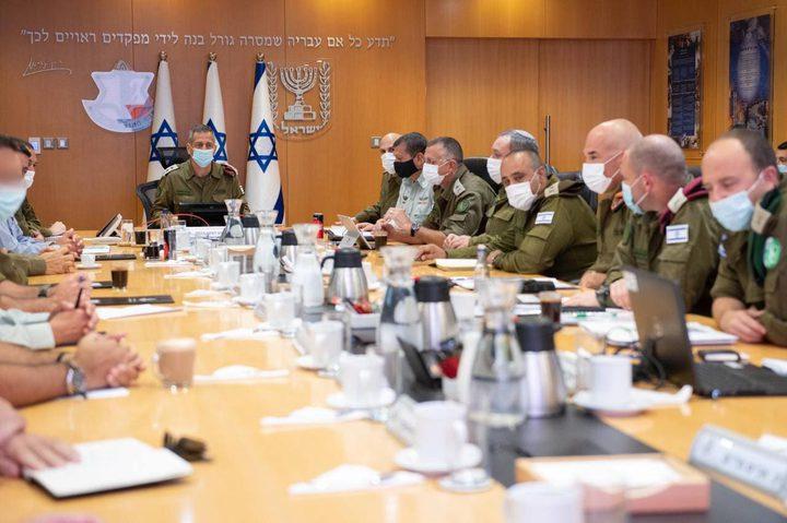 غانتس يوصي بعدم إقامة مسيرة الأعلام في القدس