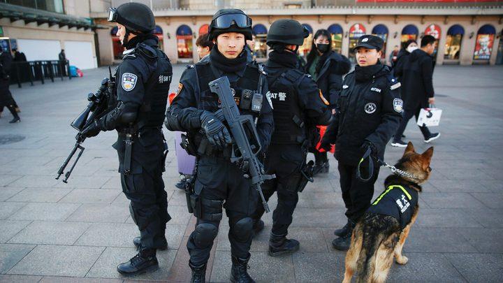 الصين: 5 قتلى و15 مصابا جراء هجوم بسكين