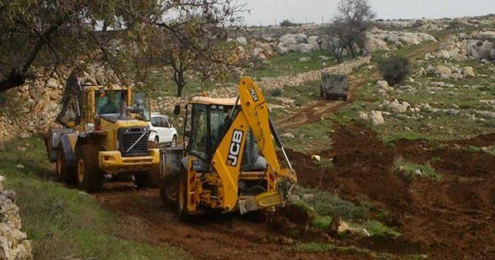 بيت لحم:الاحتلال يمنع مزارعين من دخول أراضيهم والعمل فيه