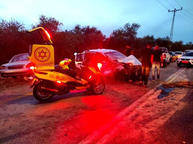 مصرع شاب وإصابة آخرين بحادث طرق ذاتي في بئر السبع