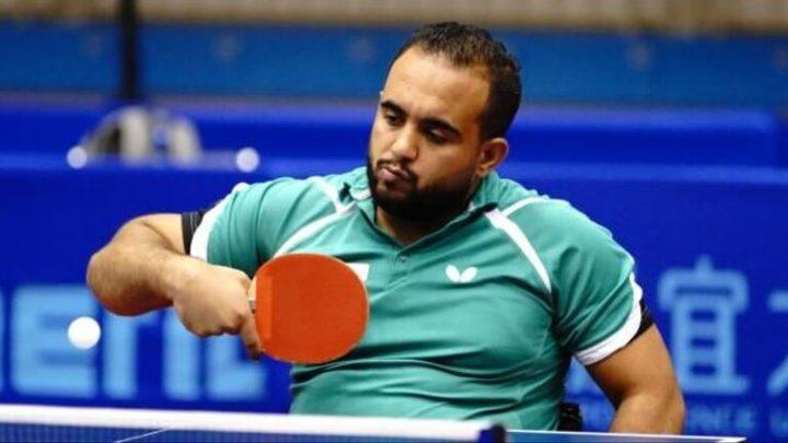 لاعب المنتخب الأردني ينسحب من بطولة رفضا لمواجهة لاعب إسرائيلي