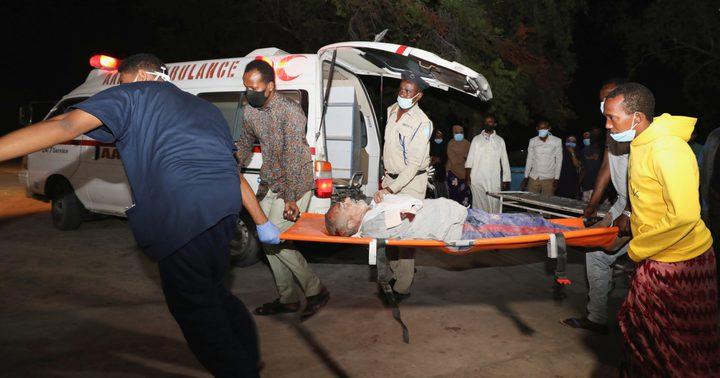 مقتل شخصين وجرح 8 بتفجير انتحاري في مقديشو