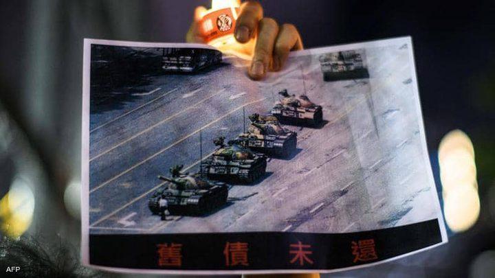 """مايكروسوفت: خطأ بشري يخفي صورة """"رجل الدبابة"""" من بينغ"""